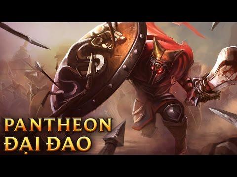 Đại Đao Pantheon - Glaive Warrior Pantheon - Skins lol