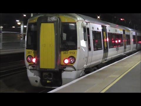 Great Northern Class 387 Electrostar Ride: Biggleswade to Peterborough - 21/02/17