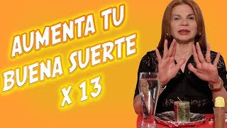 AUMENTA 13 VECES TU SUERTE  | MHONI VIDENTE