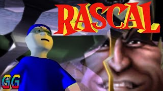 PS1 Rascal 1998 PLAYTHROUGH (100%)
