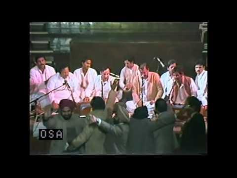 Hai Kahan Ka Irada Sanam - Ustad Nusrat...