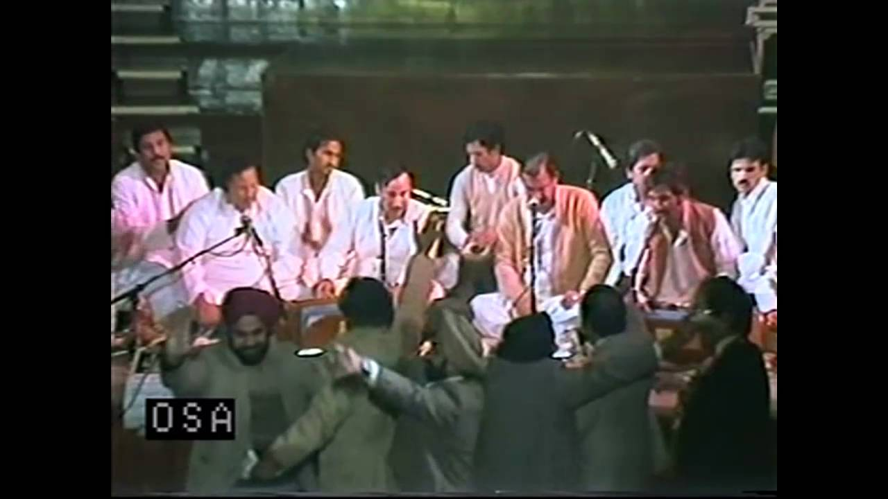 Hai Kahan Ka Irada Sanam — Ustad Nusrat Fateh Ali Khan — OSA Official HD Video