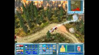 911 First Responders: LA mod - Forest Fire - Part 1 of 2 (HD)