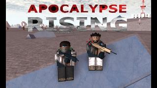 Roblox Apocalypse Rising Series: #1
