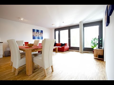 3-Bedroom Furnished Apartment Stuttgart - Downtown Penthouses Stuttgart