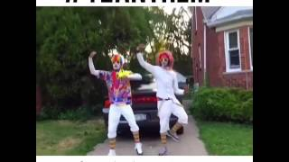 tz anthem challenge with fresh the clowns