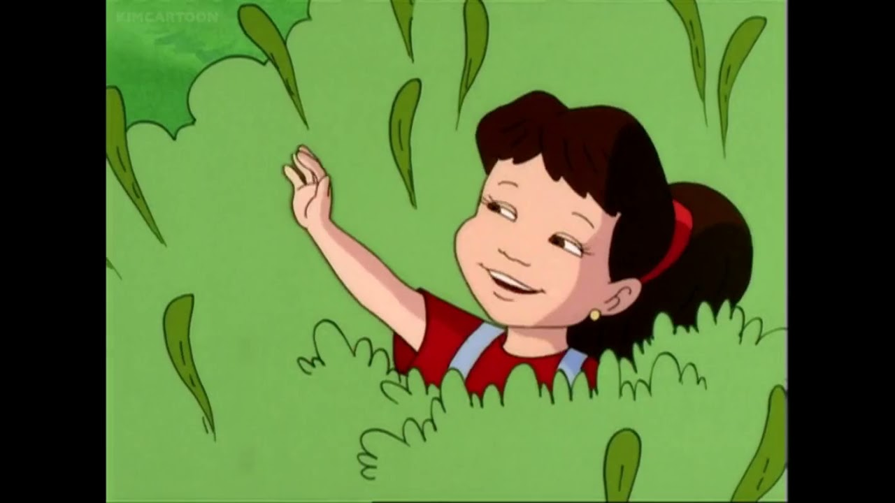Download Dragon Tales - The Jumping Bean Express / Get Off Of My Cloud - 01 E 22