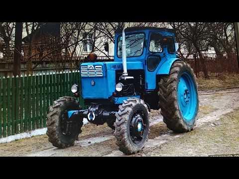 Сравнение тракторов Т-40АМ и CHANGFA CFD-504 (ДТЗ-5504К) Agrotractor.com.ua