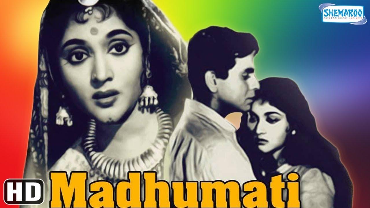 Madhumati (1958) (HD) - Dilip Kumar    Vyjayanthimala    Pran - Hit Bollywood Movie With Eng Subtitles - YouTube