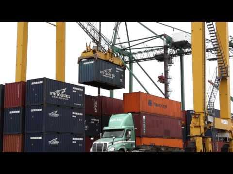 Port of Halifax - CN Video