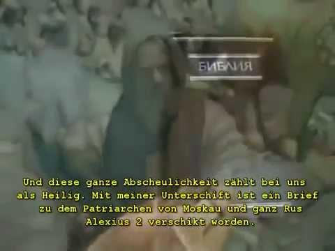 KOB General Petrow: Wer hat die Juden erschaffen?