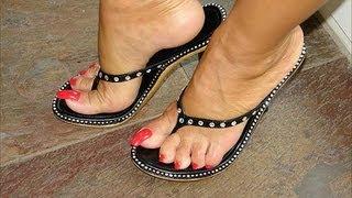 Lady B Feet