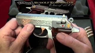 Walther PPK/S RKE .380ACP Pistol TALO Exclusive