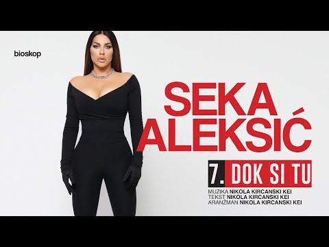 Смотреть клип Seka Aleksic - Dok Si Tu
