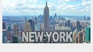 New York in 60 Sekunden - Die wichtigsten Sehenswürdigkeiten