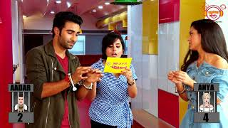 Qaidi Band   Aadar Jain & Anya Singh   The Mix-up Challenge   RJ Supriya
