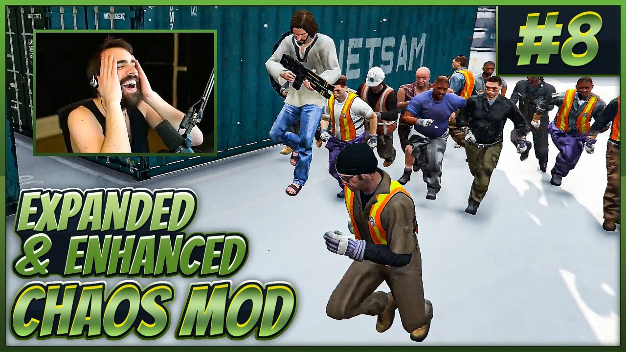 Download Viewers Control GTA 5 Chaos! - Expanded & Enhanced #8