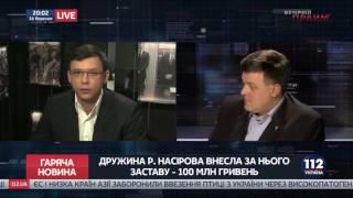 Евгений Мураев: Возможность судить заочно означает тоталитаризм