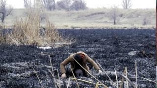 Болото огорчило репортера / Swamp, dirt and reporter