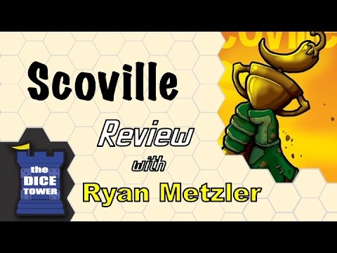 Scoville Review - With Ryan Metzler