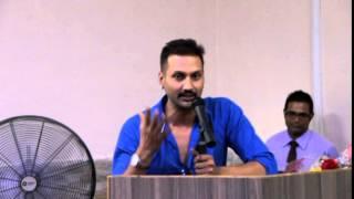 Nikhil Upreti Speech about Film Kafal Pakyo on press meet