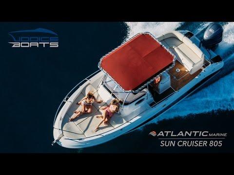 Atlantic Marine Sun Cruiser 805
