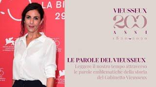 Francesca Mannocchi - Le Parole del Vieusseux - MIGRAZIONE
