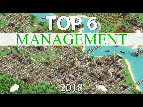 TOP 6 Best MANAGEMENT Games of 2018