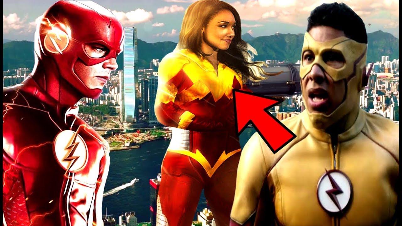 Kid Flash Episode