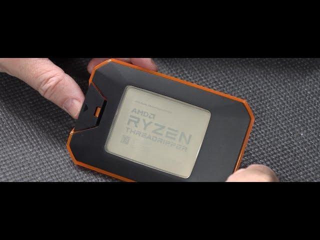 H]ardOCP: AMD Ryzen Threadripper 2950X Overclocking