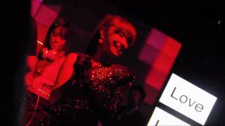 "DJ Ami Suzuki Performs Live and Sings ""Be Together"" @Vanguard Holly..."