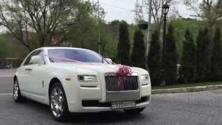 прокат Роллс Ройса  в Алматы, Rolls Royce Ghost