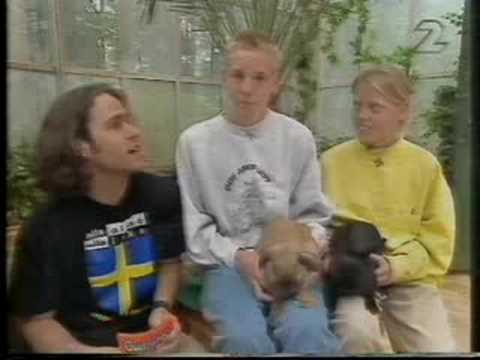 SVT Sommarlov 1995 - Kaninhoppning med Erik Haag