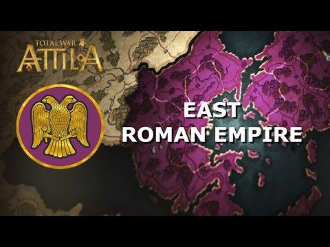 Total War: Attila Eastern Roman Empire  Intro Cinematic