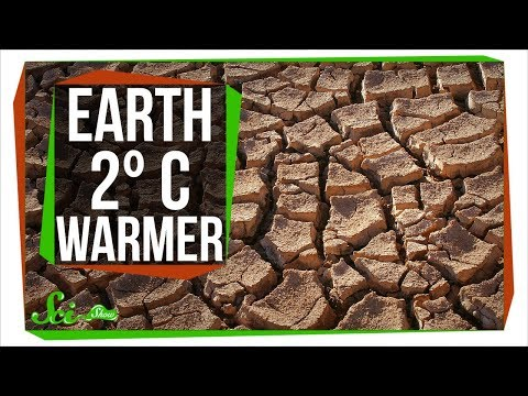 Earth, Two Degrees Warmer