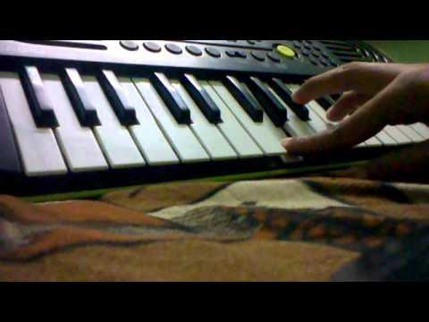 Mere Mehboob Qayamat hogi Piano Cover By Saurabh Varma