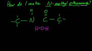 20.4.2 Describe, using equations, the reactions of amines with carboxylic acids IB Chemistry HL