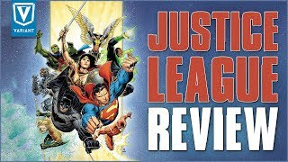 Justice League #1 - Beyond The Source Wall!