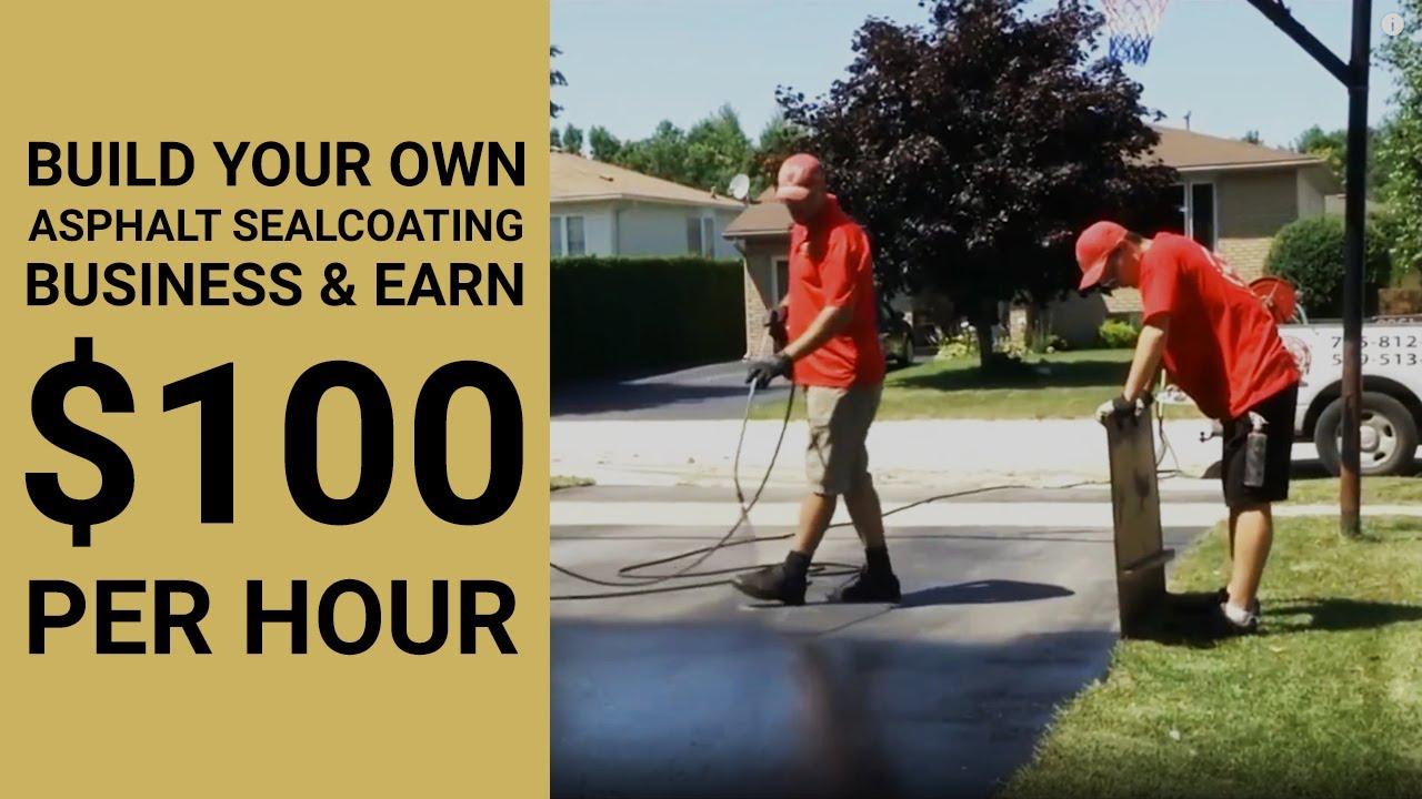 build your own asphalt