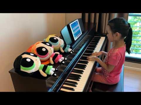น้องจริงใจเล่นเปียโนเพลง Canon In D- Piano Cover By Jingjai