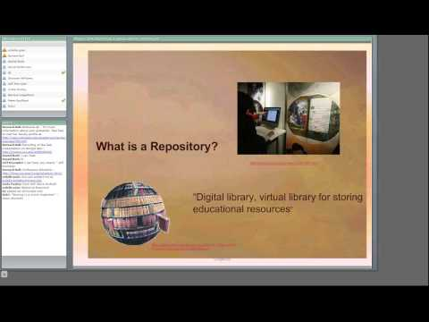 Open Source Repositories and Learning Objects