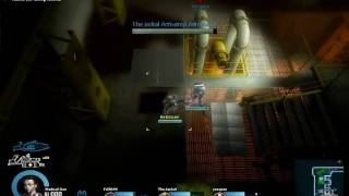 Free PC Multiplayer Game Alien Swarm Gameplay (2 of 7)