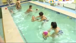 """ДПК """"Рыбки- Алматы, детское плавание в бассейне, малту бассейнде"""