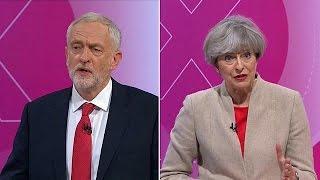 Британия  дебаты перед выборами