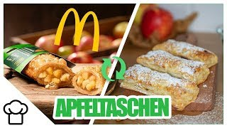Apfeltaschen & Kirschtaschen in Vegan & Lecker