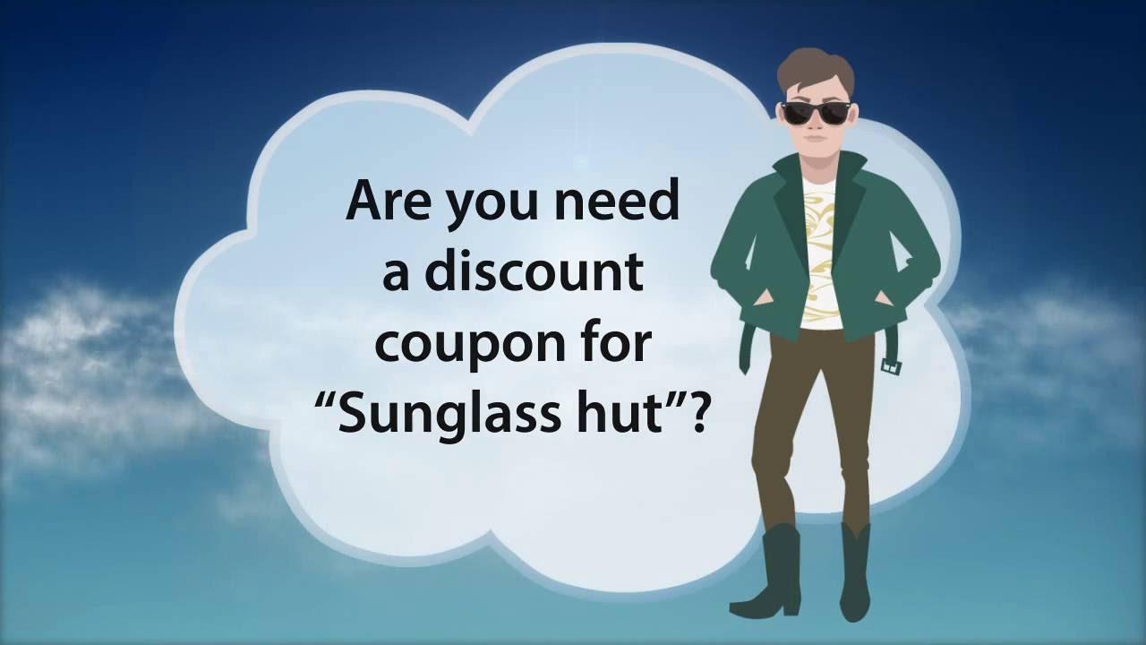 ba0f5dd76e483 Sunglass Hut coupon code 20 off - YouTube