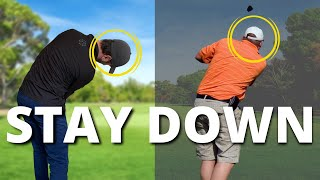 Play Your Best Golf With This Right Shoulder Move