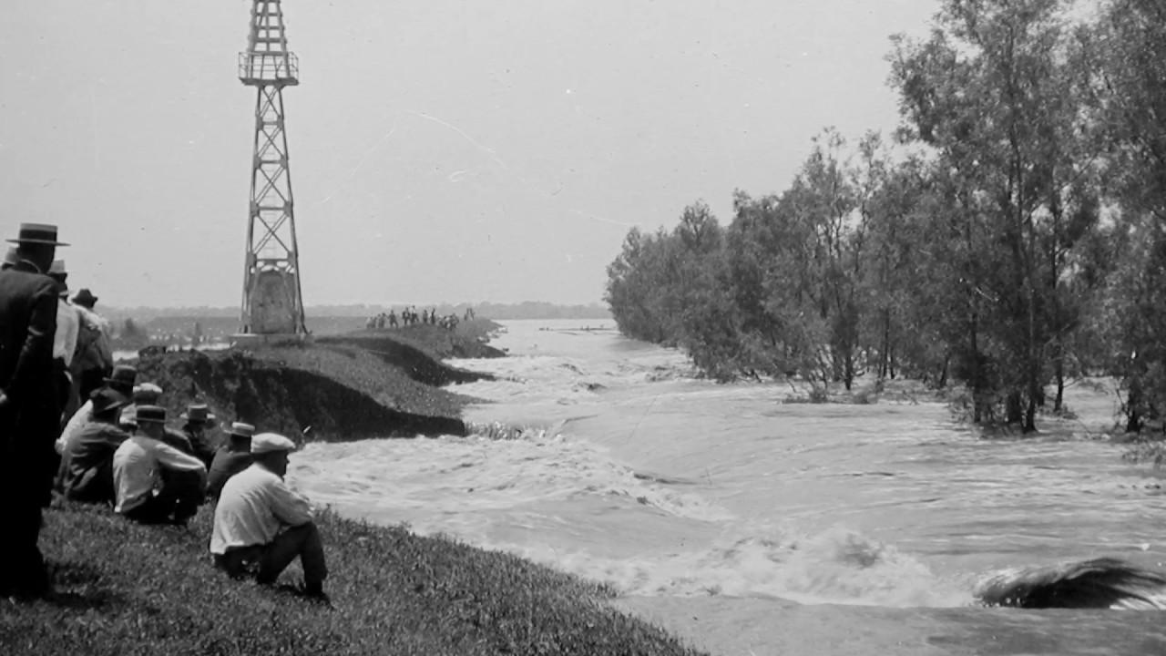 great flood of 1927 louisiana