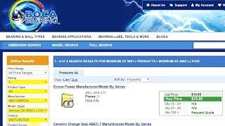 Металлокерамические подшипники - покупка в интернет магазине