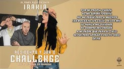 Irania - Residente Y JonZ Challenge (Official Video Lyric)